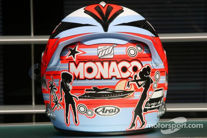 Kimi Raikkonen, GP Mónaco 2006