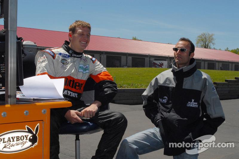 Michael McDowell et Guy Cosmo