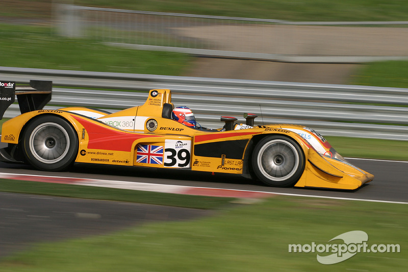 #39 Chamberlain - Synergy Motorsport Lola B05/40 - AER: Miguel Amaral, Miguel Angel Castro, Angel Burgueno