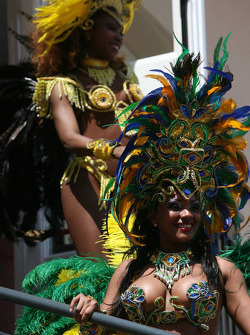 Brazilian dancing girls