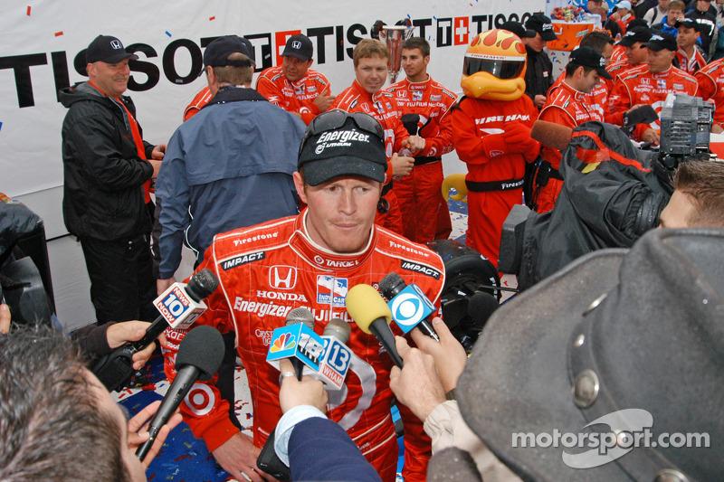 Interviews de Scott Dixon