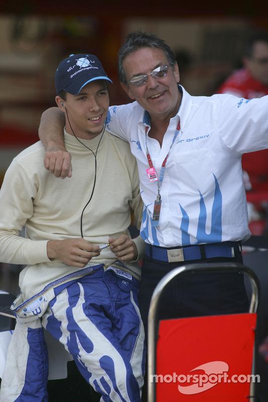 Clivio Piccione et David Price