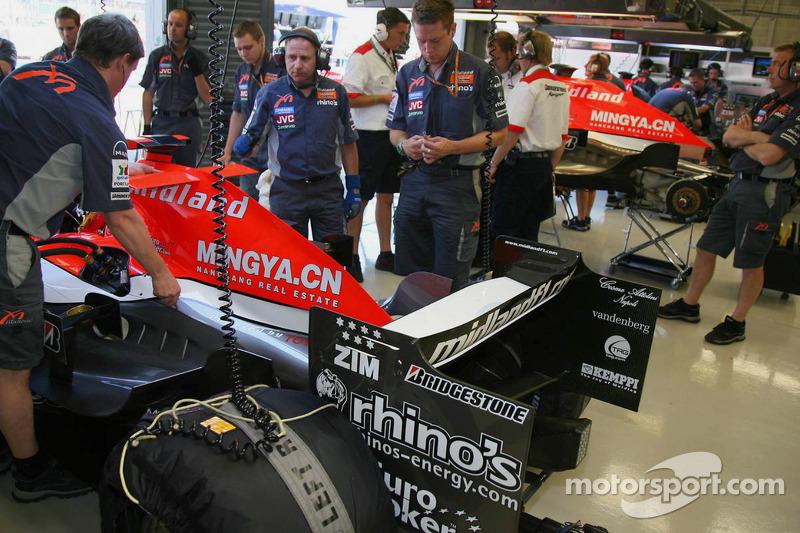 Le garage Midland