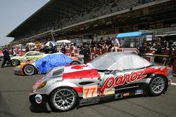 Multimatic Motorsports Team Panoz Panoz Esperante GTLM