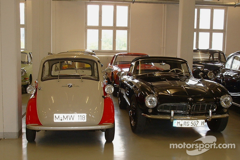 Divers BMW d'époque