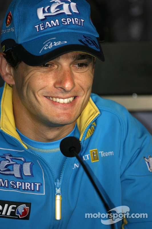 Conférence de presse de la FIA: Giancarlo Fisichella