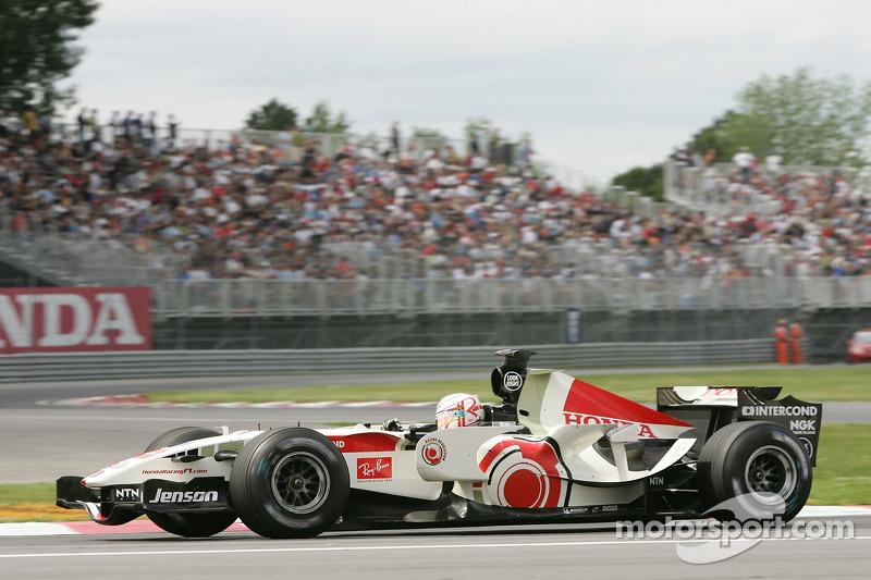 2006: GPs do Canadá/EUA