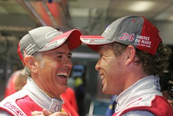 Rinaldo Capello et Tom Kristensen