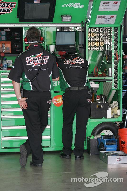 L'équipe Interstate Batteries