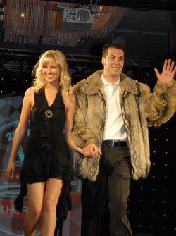 Crystal and Sam Hornish Jr.