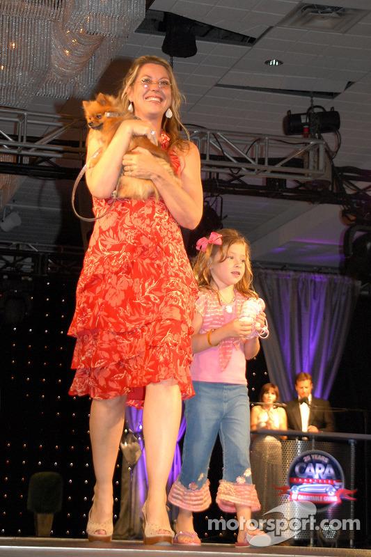 Kathy George Conforti et sa fille Olivia
