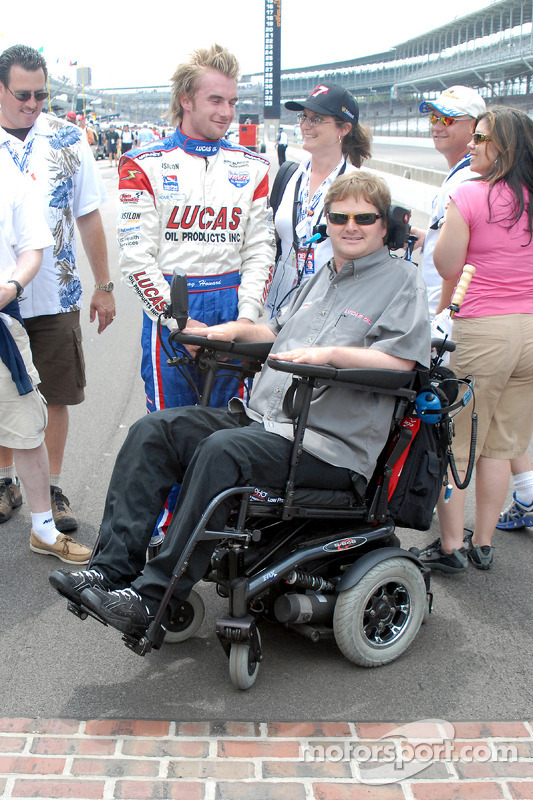 Jay Howard et Sam Schmidt