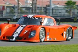 #7 Tuttle Team Racing Pontiac Riley: Brian Tuttle, Jonathan Cochet