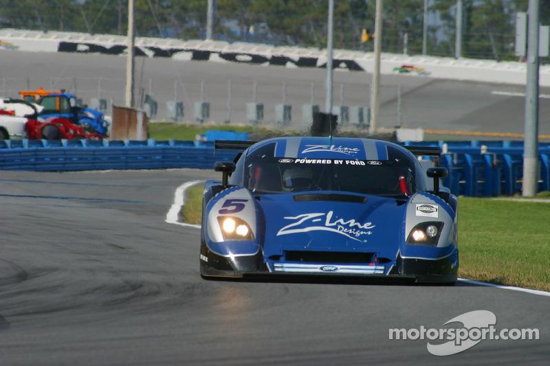 #5 Essex/ Finlay Motorsports Ford Crawford: Rob Finlay, Michael Valiante, Guy Cosmo