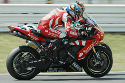 Andrew Pitt and Troy Corser