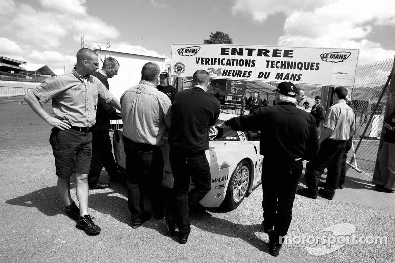 Corvette Racing Corvette C6-R