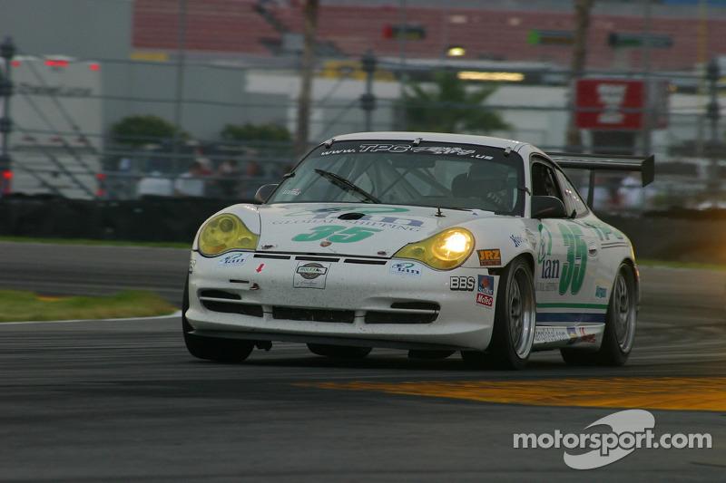 #35 TPC Racing Porsche GT3 Cup: Michael Levitas, John Angelone