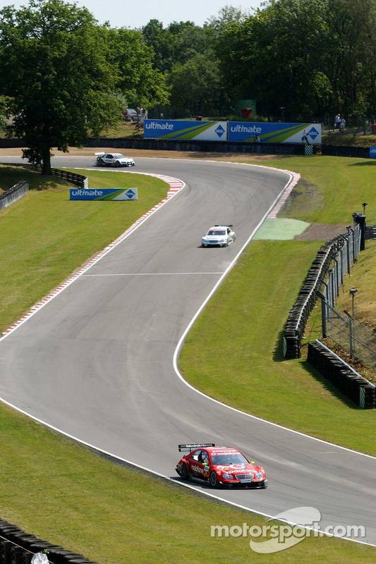 Paysage du circuit Brets Hatch