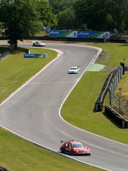 Scenery at Brands Hatch circuit