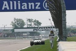 Jacques Villeneuve retires