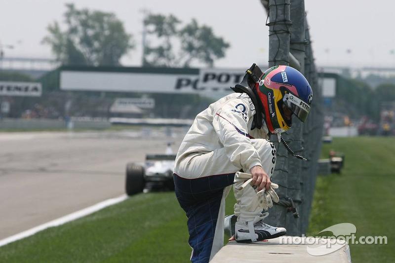 Jacques Villeneuve prend sa retraite