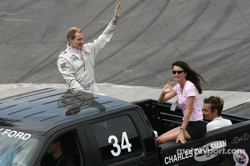 Pilotes de la parade : Charles Zwolsman