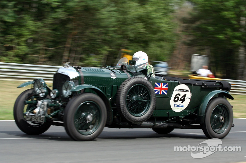 #64 Bentley 4L Supercharged 1929