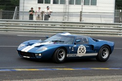 #55 Ford GT 40 1965