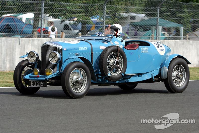#35 Bentley 3,5L 1934