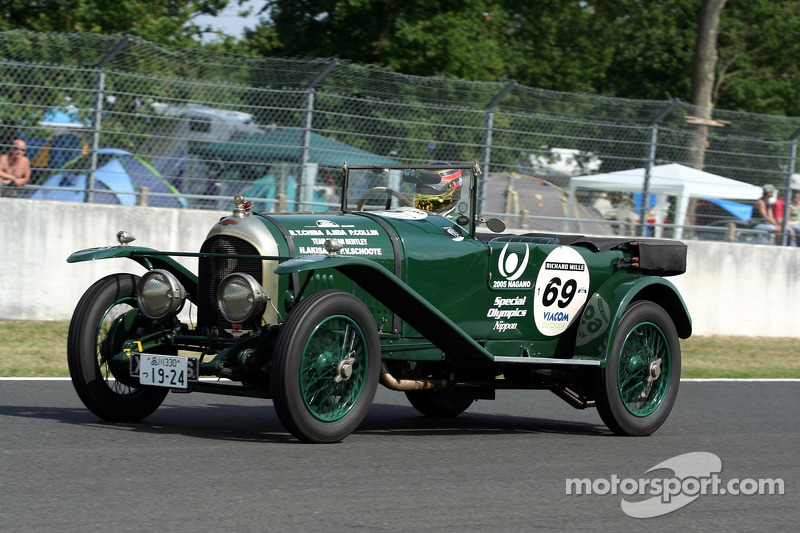 #69 Bentley Speed Model 1924