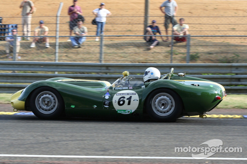 #51 Lister Jaguar Knobbly 1959
