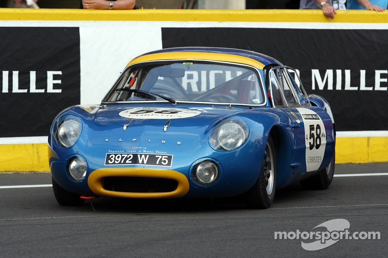 #58 Alpine M 63 1963