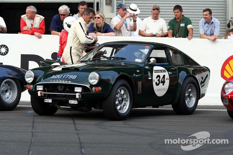 #34 Sunbeam Le Mans Tiger 1964