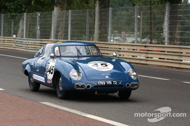 #45 Panhard Monopole 1956