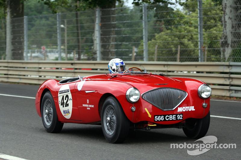 #42 Austin Healey 100 M 1955