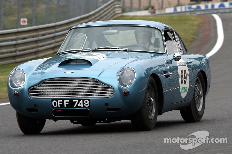 #69 Aston Martin DB 4 GT 1961