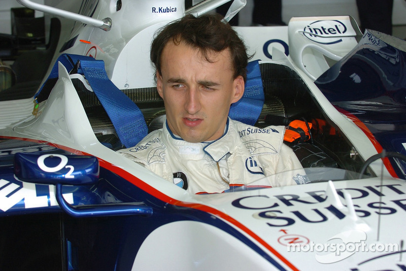 Robert Kubica - 2006 Fransa GP