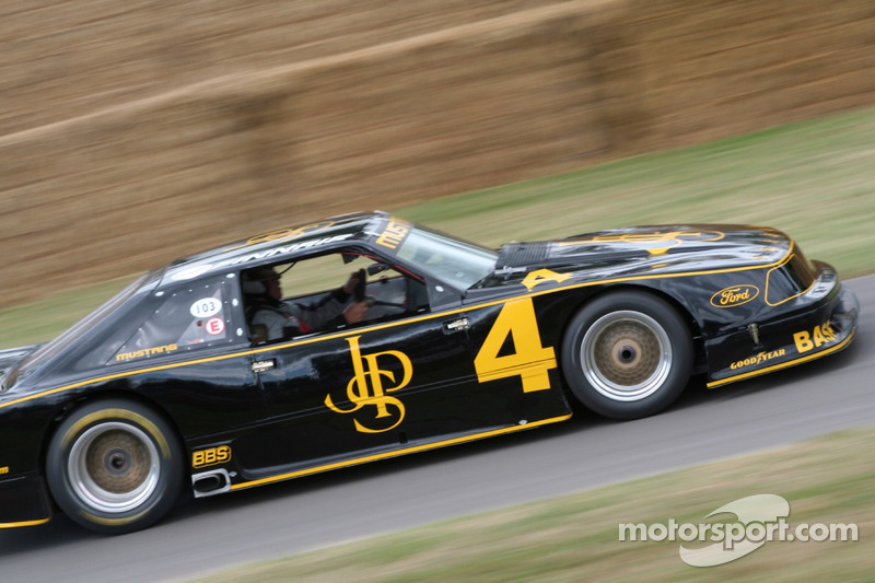 Roush 90 Transam Ford Mustang - Barry Lee