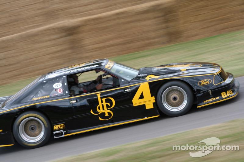 Roush 90 Transam Ford Mustang - Barry Lee