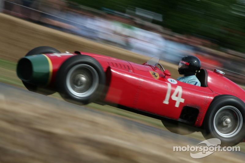 Lancia Ferrari D50