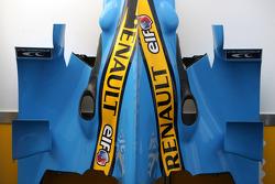 Renault F1 bodywork