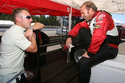 Joey Hand and Bill Auberlen