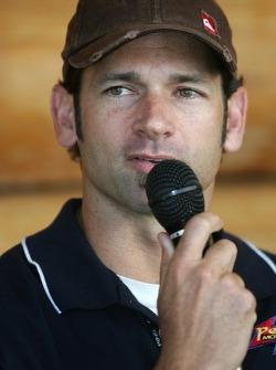 Evénement des fans de pilotes ALMS à Portland : Michael Petersen