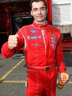 GT2 pole winner Jaime Melo