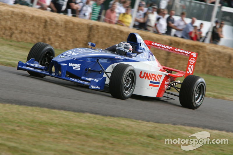 Formula BMW: Greg Mansell