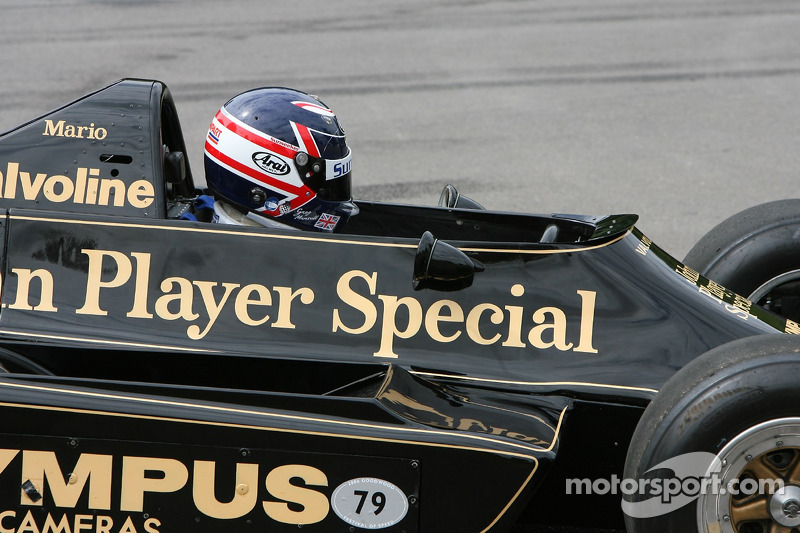 Lotus Cosworth 79: Greg Mansell