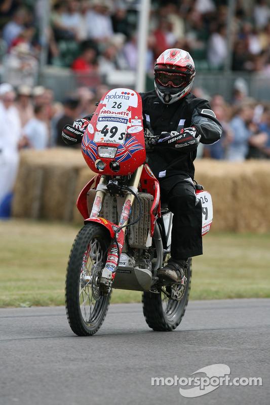 Honda XR650 Paris-Dakar