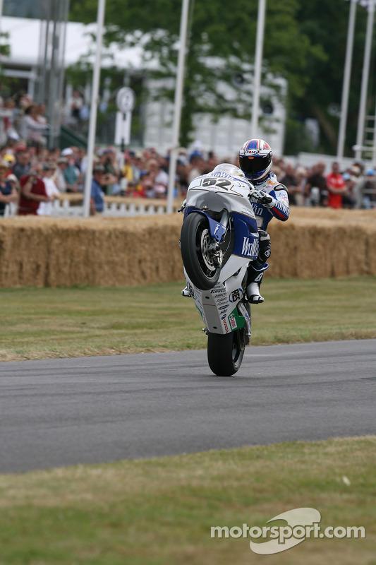 Honda CBR1000RR: James Toseland