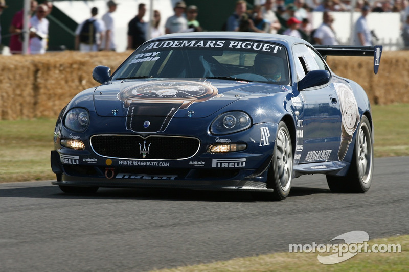 Maserati Trofeo GranSport: Troy Bayliss