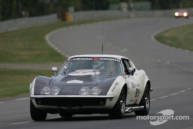 #61 Chevrolet Corvette 1969